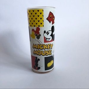 2/$30 Mickey Mouse Glass